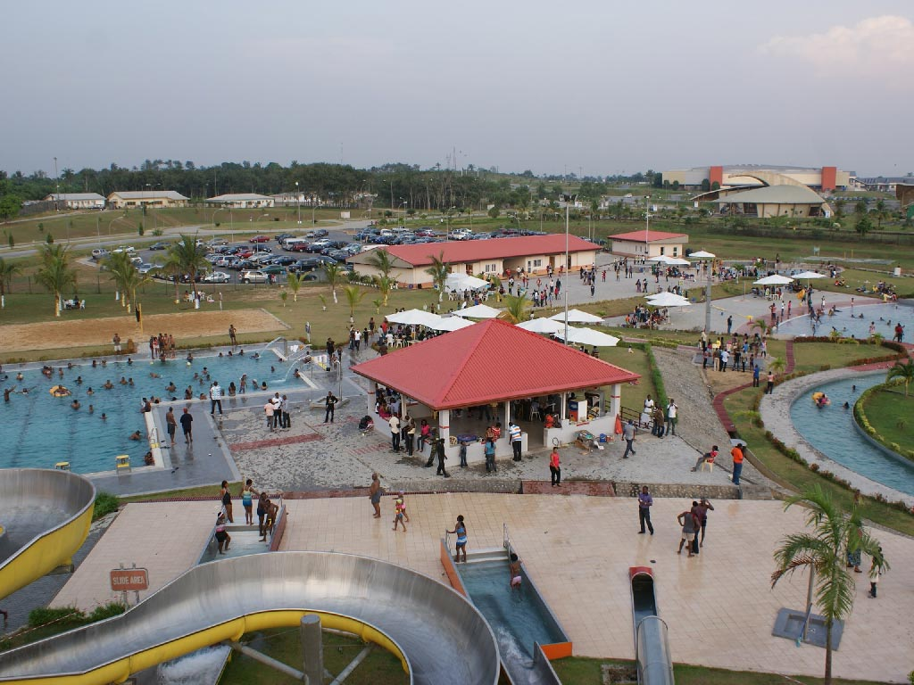 THE TINAPA FREE ZONE & RESORT IN CROSS RIVER STATE